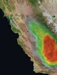San Joaquin Valley, California - Harmful Gas emissions from Nitrogen fertilizers